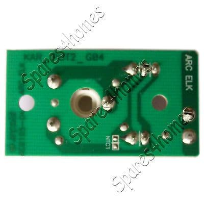 Beko Fridge & Freezer Electronic PCB Board Thermostat 4360630285 Genuine Part